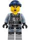 Minifig No: njo341  Name: Shark Army Gunner (70620)
