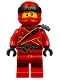 Minifig No: njo391  Name: Kai - Sons of Garmadon
