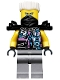 Minifig No: njo396  Name: Zane (Snake Jaguar Disguise) - Sons of Garmadon