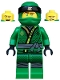Minifig No: njo401  Name: Lloyd - Sons of Garmadon, No Scabbard