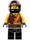 Minifig No: njo408  Name: Cole (Spinjitzu Masters) - Sons of Garmadon
