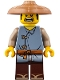 Minifig No: njo411  Name: Ray, Conical Hat