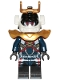 Minifig No: njo428  Name: Samurai X (P.I.X.A.L.) - Sons of Garmadon / Hunted, Small Horns