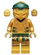 Minifig No: njo499  Name: Lloyd - Golden Ninja (Legacy)