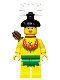 Minifig No: pi066a  Name: Islander, Female with Quiver
