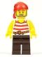 Minifig No: pi179  Name: Pirate