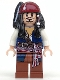 Minifig No: poc001  Name: Captain Jack Sparrow