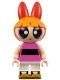 Minifig No: ppg005  Name: Blossom - Roller Skates