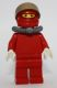 Minifig No: rac046  Name: F1 Ferrari Pit Crew Member with Scuba Tank - without Torso Stickers