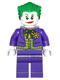 Minifig No: sh005  Name: The Joker - Lime Vest