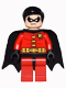 Minifig No: sh011  Name: Robin - Black Cape
