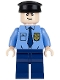 Minifig No: sh023  Name: Guard (6864)