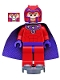 Minifig No: sh031  Name: Magneto - Red Outfit