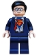 Minifig No: sh083  Name: Clark Kent / Superman (5002202)