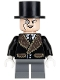 Minifig No: sh096  Name: The Penguin - Fur Collar
