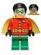 Minifig No: sh112  Name: Robin - Short Cape (10672)