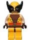 Minifig No: sh118  Name: Wolverine - Mask
