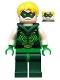 Minifig No: sh153  Name: Green Arrow