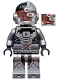 Minifig No: sh155  Name: Cyborg