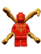 Minifig No: sh193  Name: Iron Spider