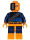 Minifig No: sh194  Name: Deathstroke