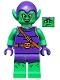 Minifig No: sh196  Name: Green Goblin - Juniors