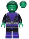 Minifig No: sh198  Name: Beast Boy (76035)