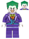 Minifig No: sh206  Name: The Joker - Blue Vest, Dual Sided Head