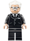 Minifig No: sh237  Name: Alfred Pennyworth - Classic TV Series
