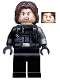 Minifig No: sh257  Name: Winter Soldier - Black Hands and Holster