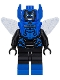Minifig No: sh278  Name: Blue Beetle (76054)