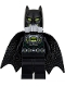 Minifig No: sh279  Name: Gas Mask Batman (76054)