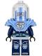 Minifig No: sh319  Name: Mr. Freeze - Shoulder Ice Armor