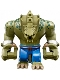 Minifig No: sh321  Name: Killer Croc - Claws and Jaws (70907)
