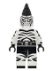 Lot ID: 165954967  Minifig No: sh323  Name: Zebra-Man