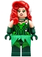 Minifig No: sh327  Name: Poison Ivy - Cloth Skirt (70908)