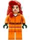 Minifig No: sh342  Name: Poison Ivy - Prison Jumpsuit