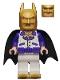Minifig No: sh376  Name: Roller Disco Batman (30607)