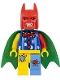 Minifig No: sh377  Name: Tears of Batman Clown (30607)