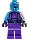 Minifig No: sh386  Name: Nebula - Torn Outfit, Angry (76081)