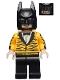 Minifig No: sh390  Name: Tiger Tuxedo Batman (5004929)