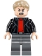 Minifig No: sh422  Name: Masked Robber - Blue Mask, Red Shirt