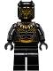 Minifig No: sh477  Name: Erik Killmonger (Golden Jaguar)