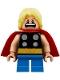Minifig No: sh485  Name: Thor - Short Legs