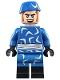 Minifig No: sh491  Name: Captain Boomerang - Blue Outfit (70918)