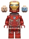 Lot ID: 161281834  Minifig No: sh497  Name: Iron Man, Neck Bracket