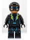 Minifig No: sh521  Name: Black Lightning (Comic-Con 2018 Exclusive)