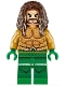 Minifig No: sh525  Name: Aquaman, Green Hands and Legs