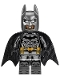 Minifig No: sh535  Name: Batman, Pearl Dark Gray Armor