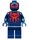 Minifig No: sh539  Name: Spider-Man 2099